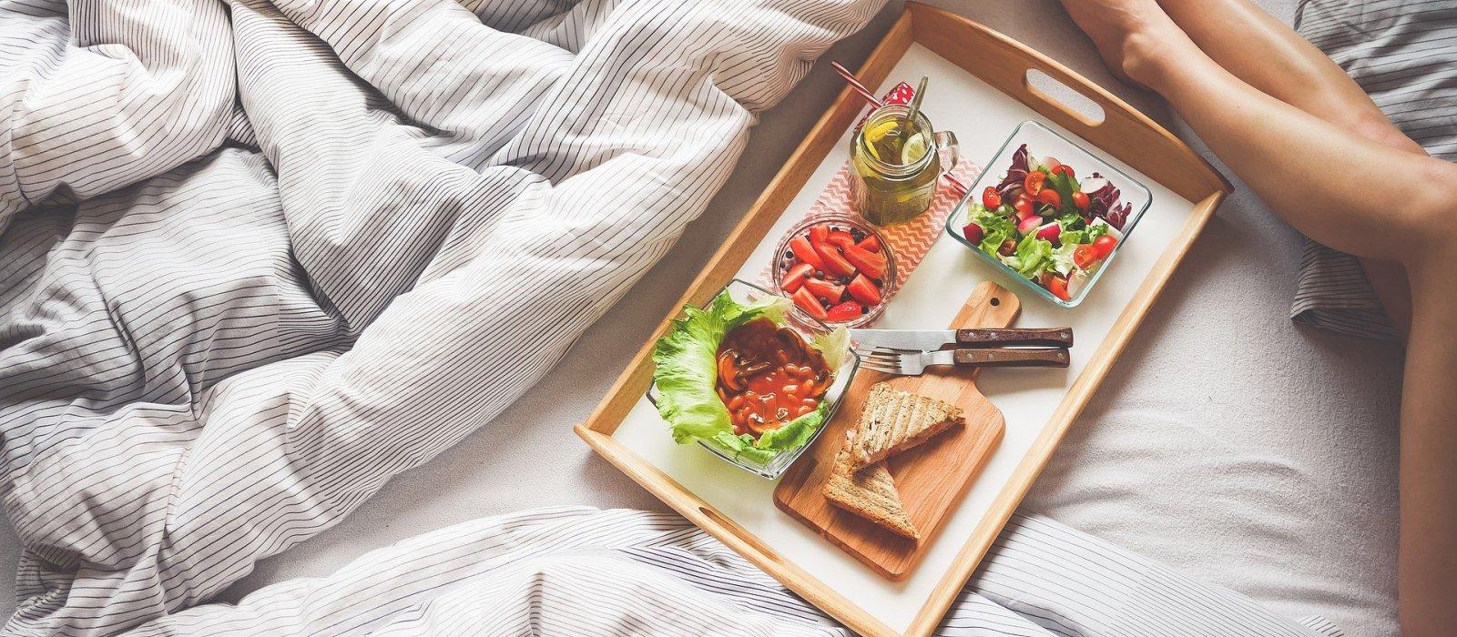 Das Langschläfer Frühstück
