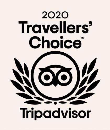 Tripadvisor Traveller's Choice Award 2020